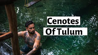 CENOTES OF TULUM 2020 - COMPLETE GUIDE + SCAMS TO AVOID! - TULUM 4K