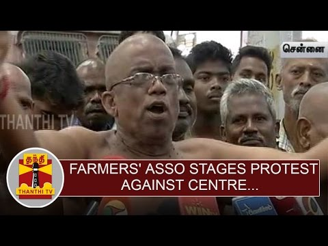 Farmers-Association-stages-protest-against-Central-Government-over-River-linking-Project