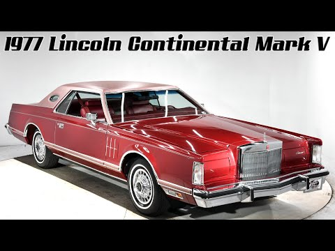 Video of '77 Continental - PCWC
