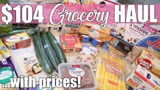 $104 Walmart Grocery Delivery Haul | January 2020