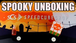Spooky Essentials Bundle Unboxing | Cubeorithms (SpeedCubeShop)