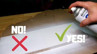 How To Paint MDF! Do this to your MDF for a perfect painted finish!