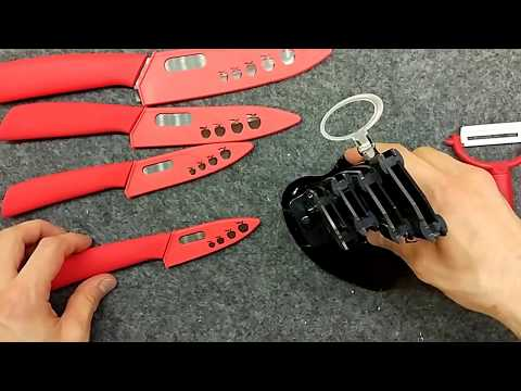 Kitchen Ceramic Knives – Review