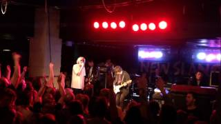 The Charlatans - Come Home Baby - live at the New Slang, Kingston, 25 May 2017