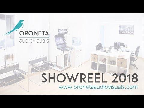 Showreel 2018 de Oroneta Audiovisuals