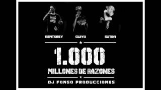 "Video thumbnail of ""GUIYO feat BENTOREY MEDINA & SUTRA - MIL MILLONES DE RAZONES"""