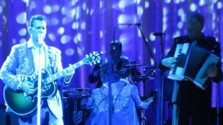 Forever Blue -  Chris Isaak - Massey Hall, TOronto-May 24,2016