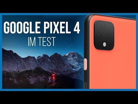 Google Pixel 4 im Test: Das STAR-Smartphone mit RADAR-Funktion (und EINIGEN Schwächen)