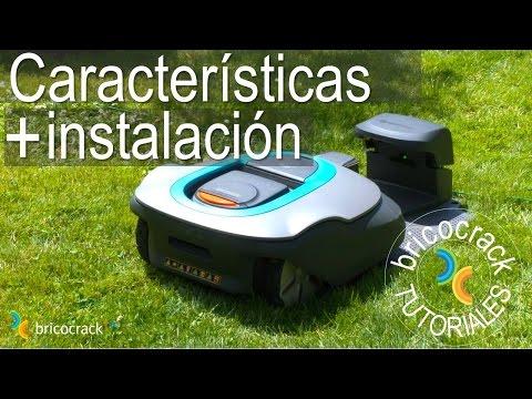 Robot cortacésped: cómo funciona y cómo se instala (Bricocrack)