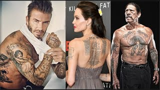 20 Most Heavily Tattooed celebrities