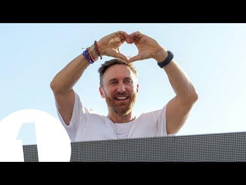 David Guetta live at Café Mambo for Radio 1 in Ibiza 2017