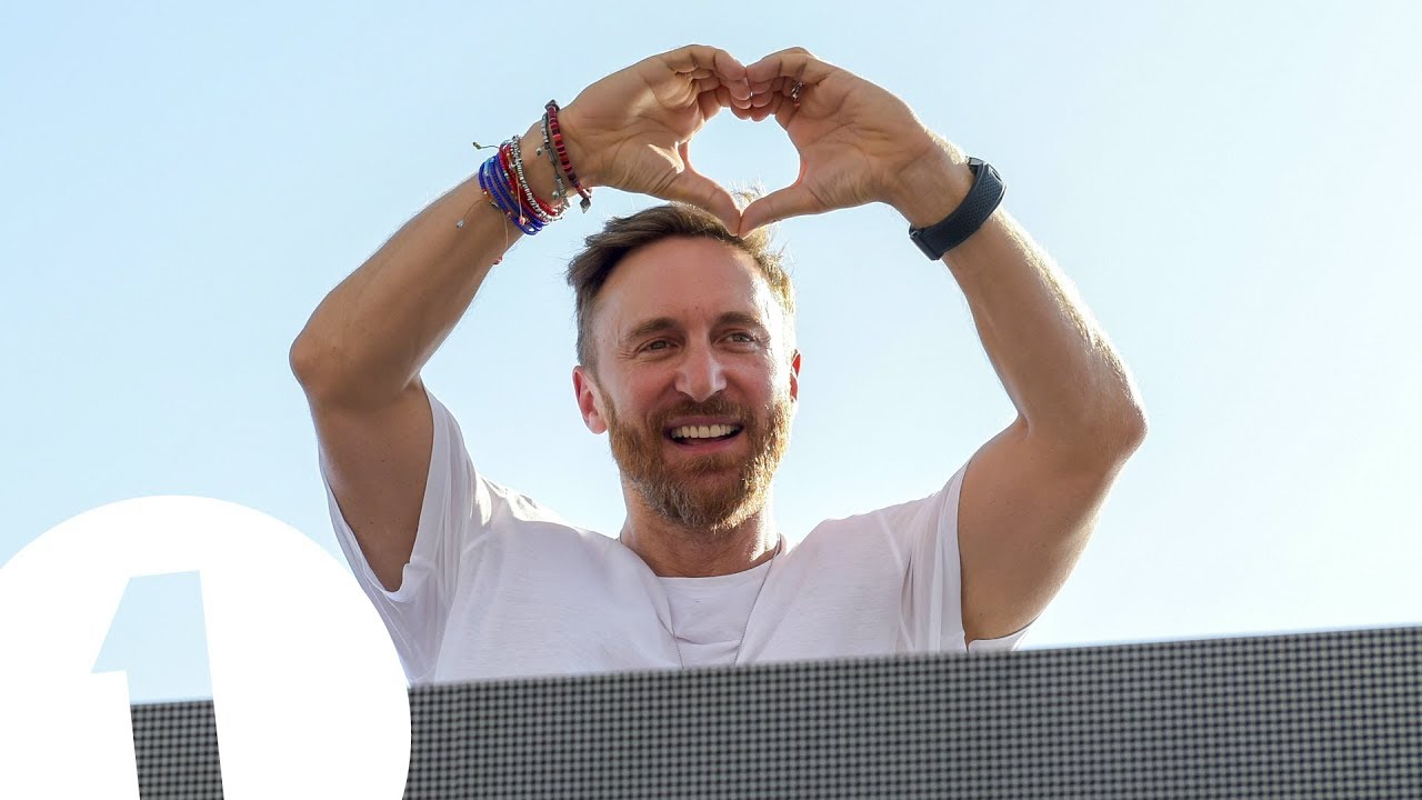 David Guetta - Live @ Cafe Mambo for Radio 1 Ibiza 2017