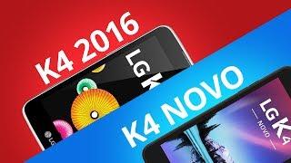 LG K4 2017 vs LG K4 2016 [Comparativo]