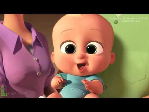 The Boss Baby - Boss Baby & Tim Final Battle HD - 2017