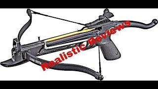 ek archery cobra 80 lbs aluminium pistol crossbow - Kênh