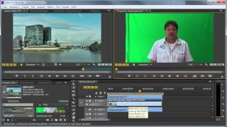 Greenscreen-Effekte - Adobe Premiere Pro CS6