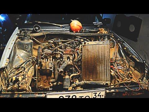 Фото к видео: Полностью разбираем VolksWagen Golf 2 (Фольксваген Гольф 2)