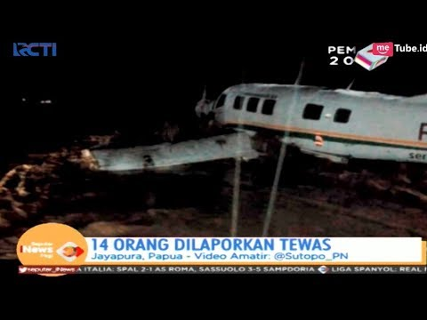 Banjir Bandang Menerjang Kota Jayapura Papua, 14 Orang Tewas - SIP 17/03