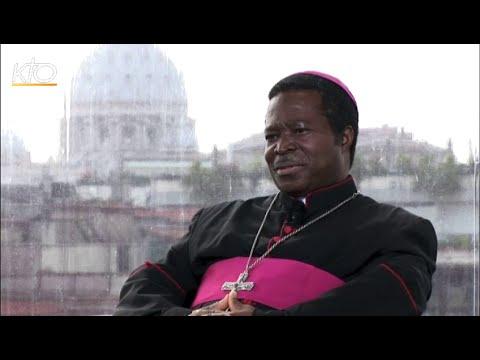 Entretien avec Mgr Eugène Cyrille Houndékon