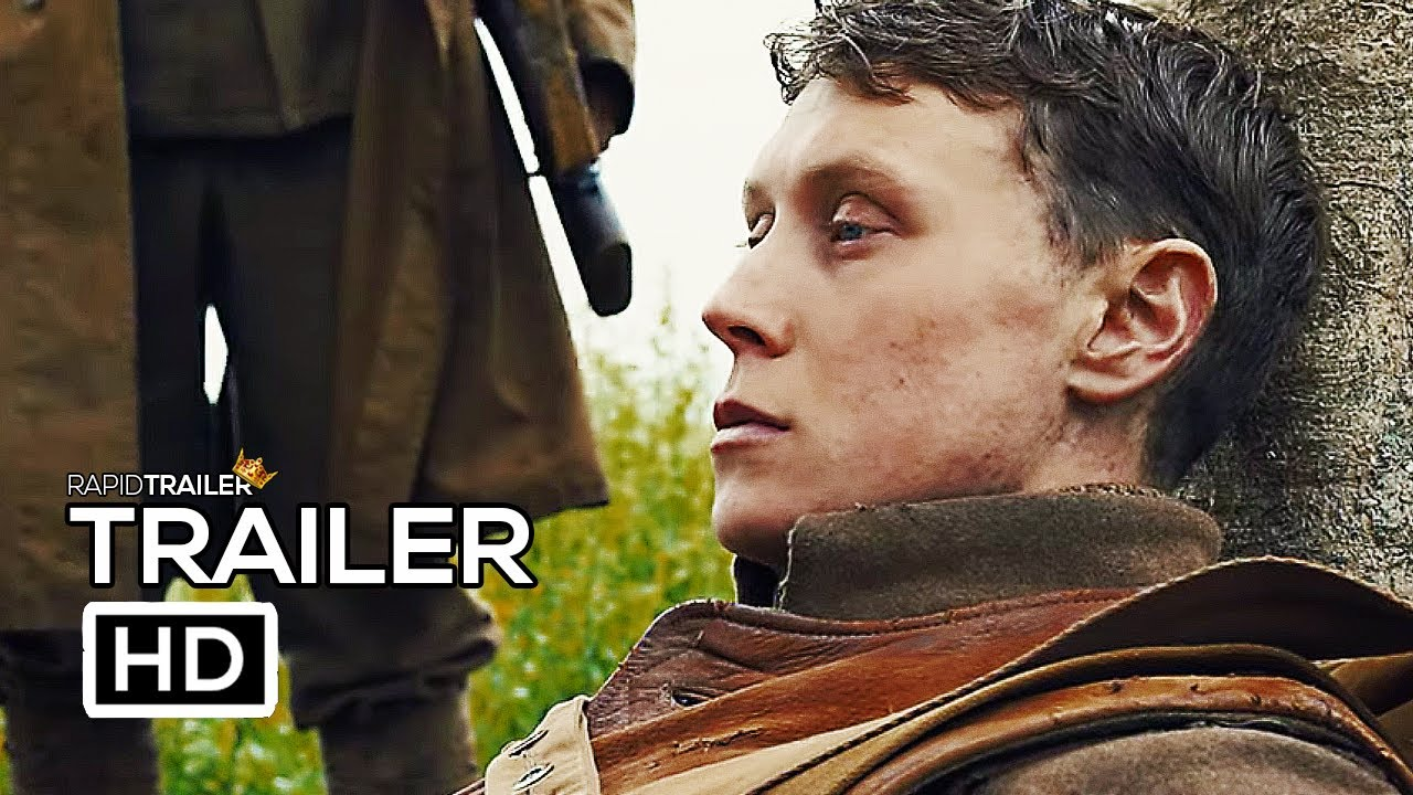 New trailer: 1917, 2019 - Andrew Scott, Richard Madden