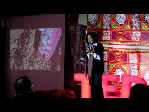 TEDxTanta – Rania Badr El Din – Respecting Kids