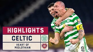 HIGHLIGHTS | Celtic 3-3 Hearts | Celtic win 4-3 on Penalties | 2019-20 Scottish Cup Final