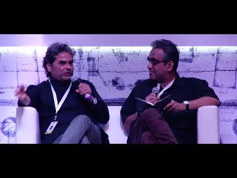 Times Litfest 2017 - The Making of a Poet - How Gulzar inspired Vishal Bhardwaj