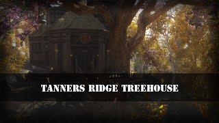 TES 5: Skyrim | Дом лучника на дереве