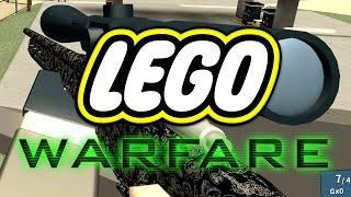 Call Of Duty LEGO WARFARE