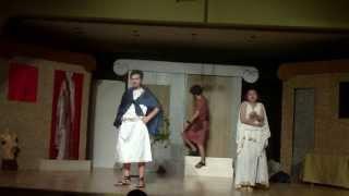 Eylül Ateşi Tiyatro Kulübü - Dün Gece Yolda Giderken Çok Komik Bir Şey Oldu 4