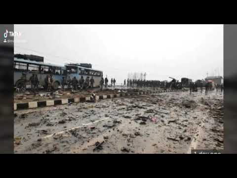 Pulwama Terrorist Attack_Black day of Indian History
