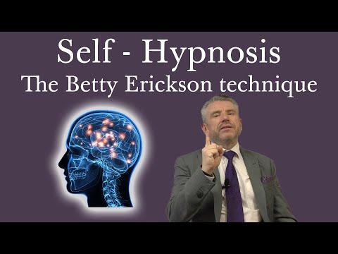 Self-Hypnosis The Betty Erickson Technique