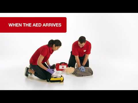 CANADIAN RED CROSS: Information video (CPR & AED) - YouTube