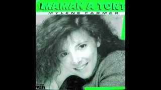 Mylène Farmer - Maman A Tort (1984 Extended Vinyl)