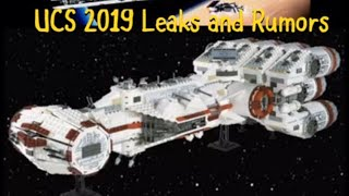lego star wars 2019 sets leaked - TH-Clip