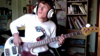 (Bass Cover) Anouk - The Dark (live)