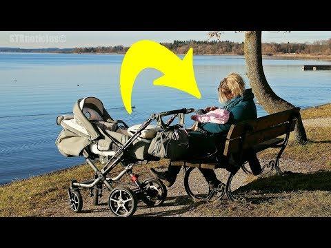 Puso a su bebé en el cochecito y luego lo cubrió del sol, horas después queda impactada ¡Dios mio!