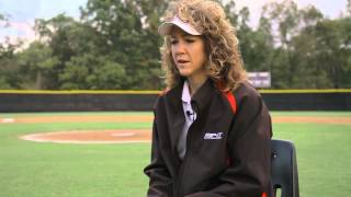 Michele Smith, Two-Time Olympic Gold Medalist, Shares Her Story with JustBats.com