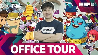 Office Tour: AGATE | Kantor Paling Seru! Ada Ruang Mabar Dan Perpustakaan Komik