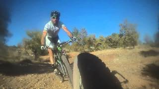 preview picture of video 'circuito  I rally illora 2014'