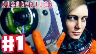 Скачать Observation - Gameplay Walkthrough Part 3 - Storm on Saturn