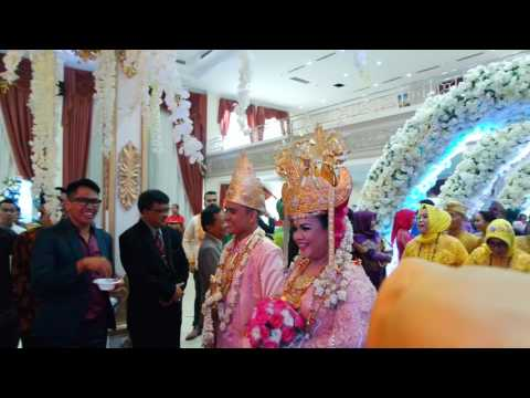 Video Indonesian Wedding Makeup Artist Adat Bandar Lampung | Aldo Akira