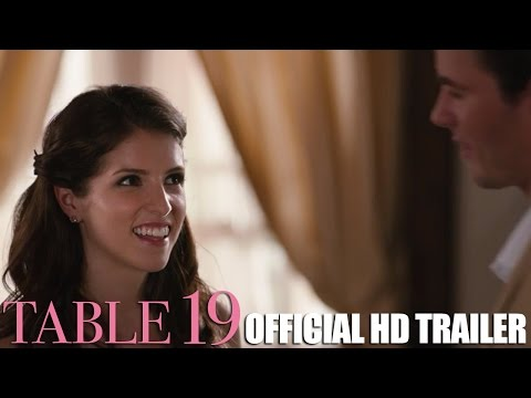 Commercial for Table 19 (2016) (Television Commercial)