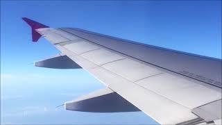 ガイアの夜明けにも取り上げられたpeach東京・羽田台北・桃園フライト機窓風景