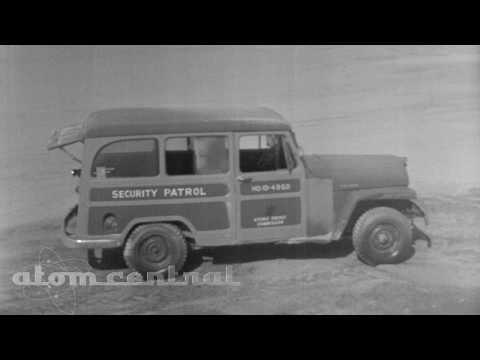 Näin ydinpommi tuhoaa autot – Hurja voima