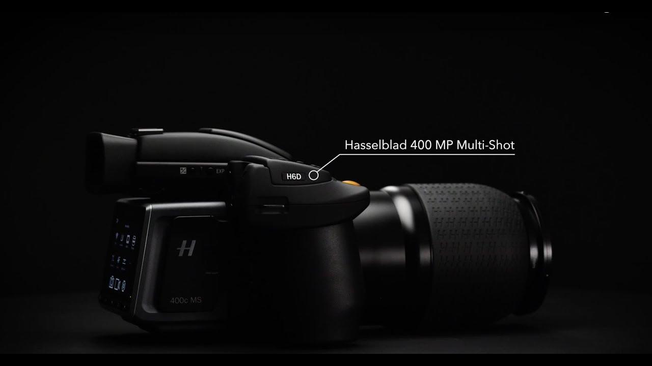גוף מצלמה HASSELBLAD H6D-400c 3