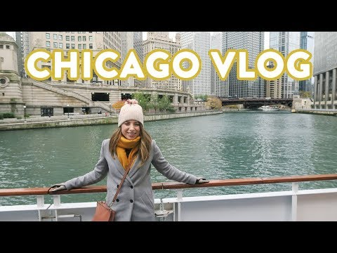What I Eat in a Day Chicago | Chicago Travel Vlog