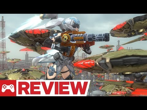 , title : 'Earth Defense Force 5 Review'