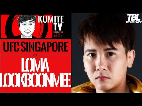 Loma Lookboonmee on leaving Muay Thai for the UFC, working w/ Cynthia Calvillo & strength training