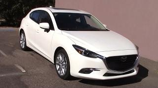 2017 Mazda 3 Hatchback Grand Touring: Performance & Fuel Economy